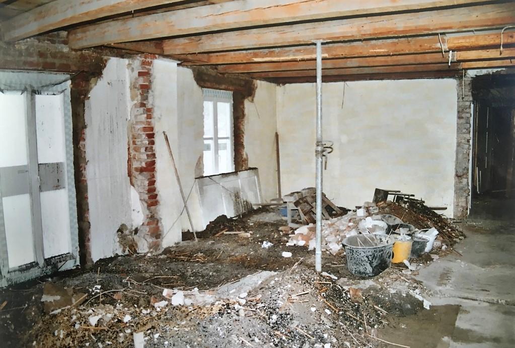 denk haus dachau ein haus nach hundertwasser art in dachau. Black Bedroom Furniture Sets. Home Design Ideas