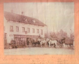 1862-1910: Ursprungliches Haus