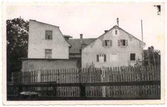 1938: Mit angebautem Dampfbackofen