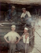 1967: Ofen-Abbruch