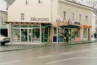 1995: Anbau Stehcafe