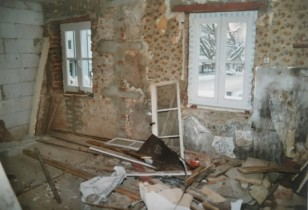 2005: Renovierung