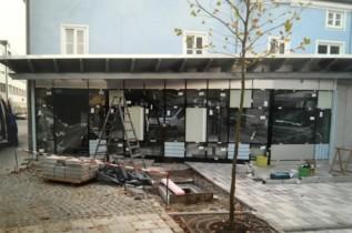 2008: Anbau Metzgerladen