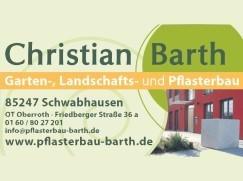 Pflasterbau Christian Barth